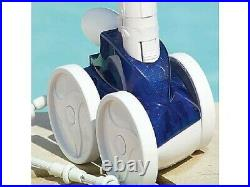 Polaris 380 automatic pressurized pool cleaner with debris net