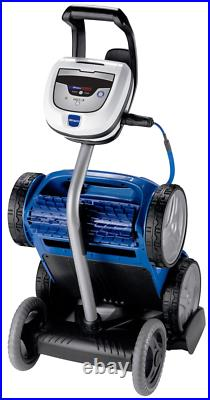 Polaris 9350 Sport 2WD Robotic Inground Swimming Pool Cleaner with Caddy Cart