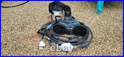 Polaris Vac-Sweep 280 Max Pressure Side Pool Cleaner Black