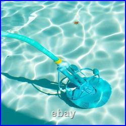 Pool Cleaner Automatic Vacuum Kreepy Krauly Crawler Climb Wall Bottom Floor Leaf