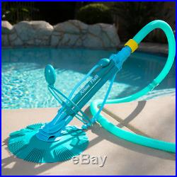 Pool Cleaner Vacuum Automatic Suction In-Ground Aboveground Complete Hose Set