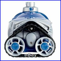 Pool Inground Automatic Suction Cleaner Robot Cleans Floors Walls Waterline