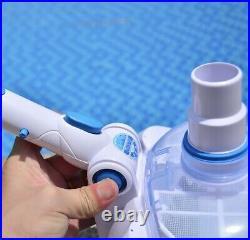 Pool vacuum cleaner automatic
