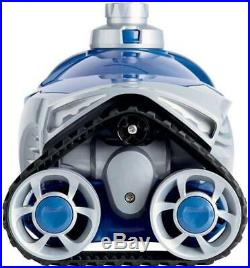 Robotic Automatic In-Ground Suction Vacuum Robot Swimming Pool Cleaner With Hoses