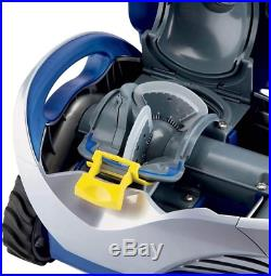 Robotic Automatic Pool Cleaner Robot Side Suction In-Ground Vacuum Hose Swimming