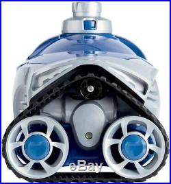 Robotic Automatic Suction In-Ground Vacuum Robot Swimming Pool Cleaner With Hoses