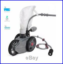 Side Pool Cleaner Wall Climb Inground Automatic Pressure Cleaning All In Ground