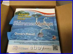 SkimmerMotion Floating Suction Automatic Pool Surface Cleaner Lot of 6