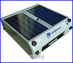 SolaSkimmer 2.0 Automatic Pool Cleaner Thats Solar Powered Pool Skimm