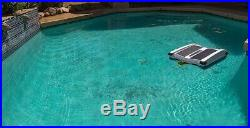 Solar Breeze Automatic Pool Cleaner NX2 Cleaning Robot. NEW