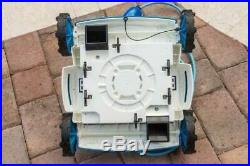 Swimming Cleaner Aqua bot Pool Floor Rover Above Ground Automatic Vacuum Robotic