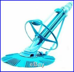 Swimming Pool Automatic Vacuum Cleaner Climb Wall Floor Crawler Filtration Hose