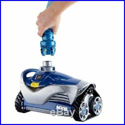 Swimming Pool Robot Cleaner Inground Automatic Suction Vacuum Hose Cleaning Vac
