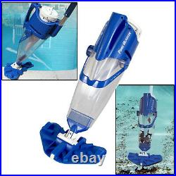 Swimming Pool Vacuum Cleaner Blaster Cordless Centennial Pole Battery Powered
