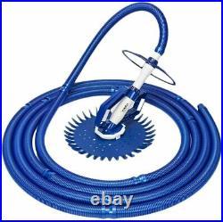 VINGLI Swimming Pool Vacuum Cleaner Automatic Sweeper