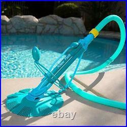 Xtremepower US Kreepy Krauly Automatic Pool Cleaner Suction InGround Vacuum, New