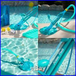 XtremepowerUS Automatic Suction Vacuum Pool Cleaner In-Ground Aboveground Comple