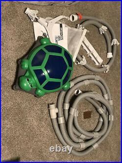 Zodiac 6-130-00T Polaris Turbo Turtle Side Pool Cleaner OPEN BOX