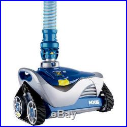 Zodiac Baracuda MX6 In Ground Automatic Suction Pool Cleaner with Hoses