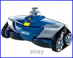 Zodiac Baracuda MX8 In-Ground Robotic Automatic Swimming Pool Cleaner Used Box