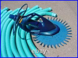 Zodiac Barracuda G3 Automatic Suction Side Swimming Pool Cleaner W03000 12 Hoses