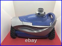 Zodiac MX6 Advanced Suction Side Automatic Pool Cleaner (MX6) unit only. Read