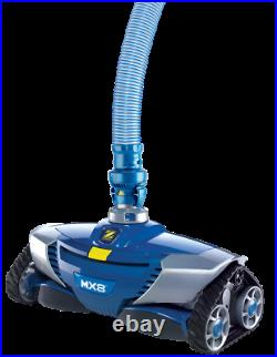 Zodiac MX8 Brand New Pool Cleaner Automatic 12 Hoses AD Valve FREE Upgrades