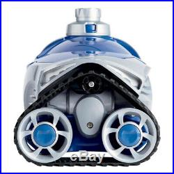Zodiac Mx6 Automatic Suction Side Pool Cleaner Vacuum with Cyclonic Leaf Canister