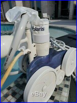 Zodiac Polaris 360 F1 Automatic Pressure Pool Cleaner Use with Hose & Valve